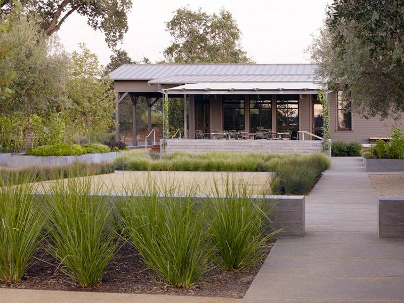 Our Gallery Of An Alexander Valley Winery Estate