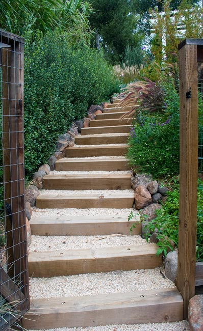 Stairs Creative Environments Landscape